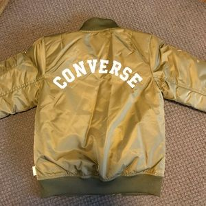Converse boys coat